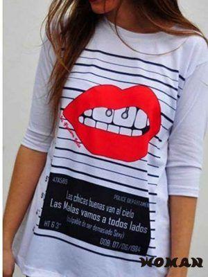 Camiseta LA PANTERA LOLA Chicas Malas
