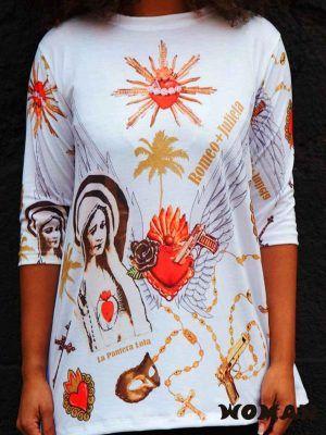 Camisetas LA PANTERA LOLA Romeo y Julieta