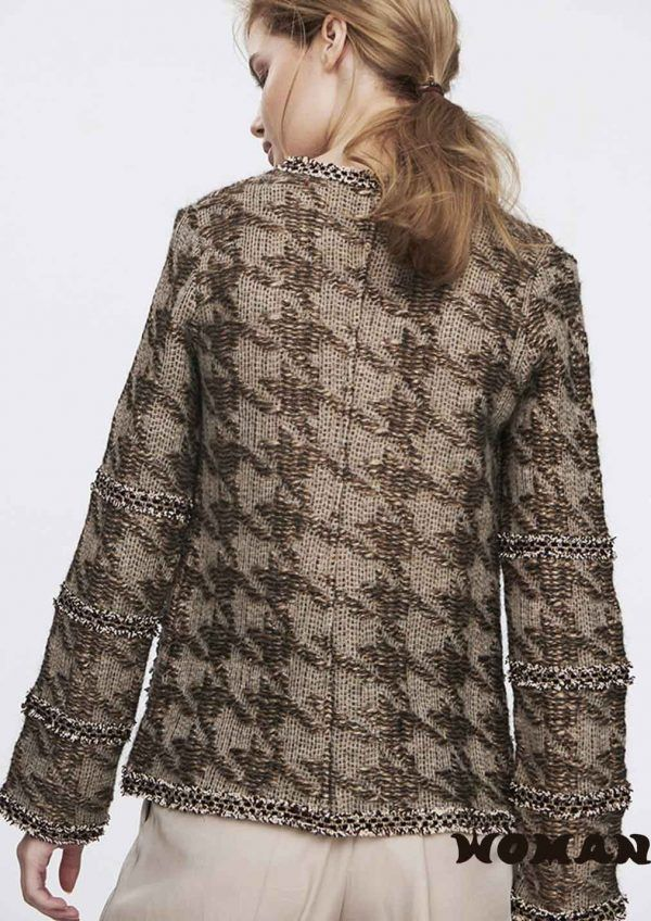 Chaqueta Chanel THE EXTREME COLLECTION Patrizia