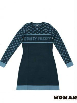 Vestido HIGHLY PREPPY Logo