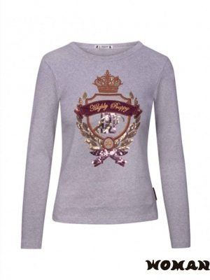 Camiseta HIGHLY PREPPY Escudo Princess