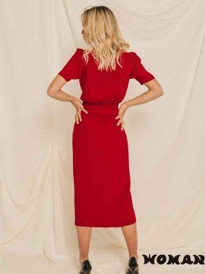 Vestido-Cherubina-suize-rojo-reina-letizia-ortiz