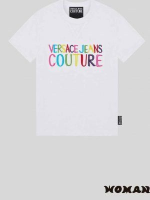 Camiseta Versace Logo.