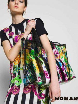 Bolsa de Shopping Versace