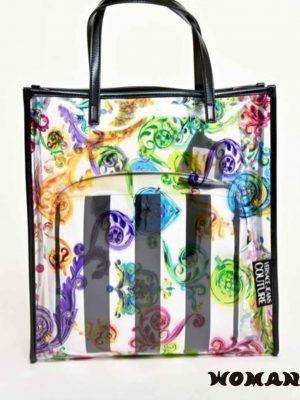 Bolsa Shopping Versace