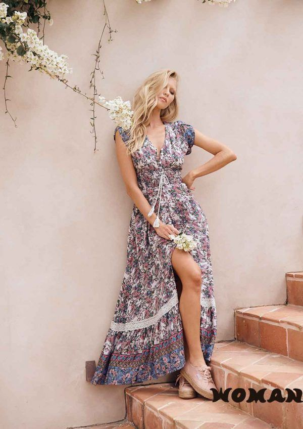 Vestido Jaase Clemence Romi
