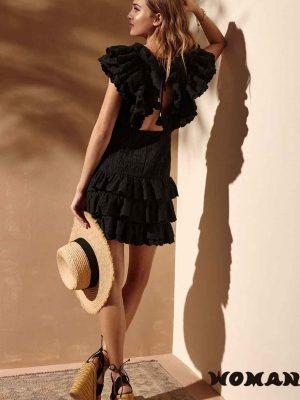 Vestido Fetiche Suances Sorrento Black