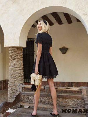Vestido Fetiche Suances Creta Black