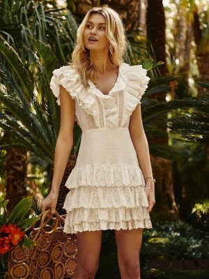 Vestido Fetiche Suances Sorrento White