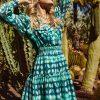 Vestido Fetiche Suances Ventura Green