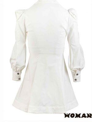 7860 Vestido camisero elastico Highly Preppy