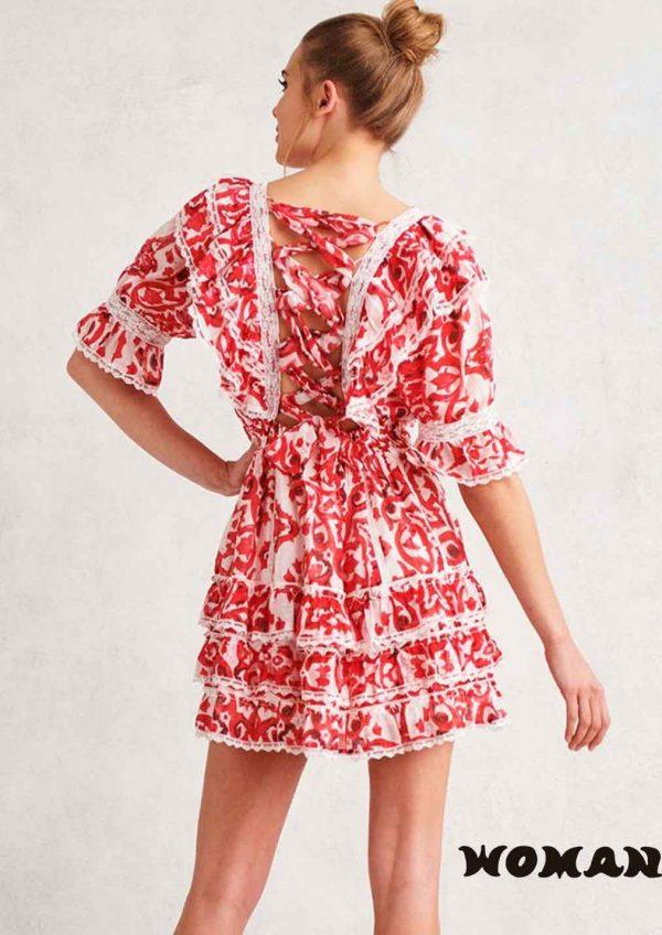 Vestido Fetiche Suances Florencia