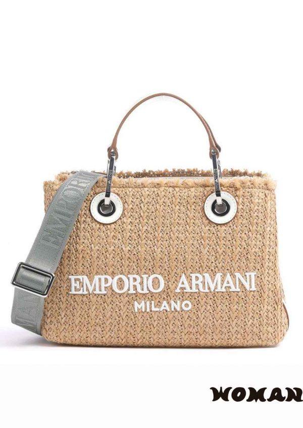 Bolso Emporio Armani Col. Natural