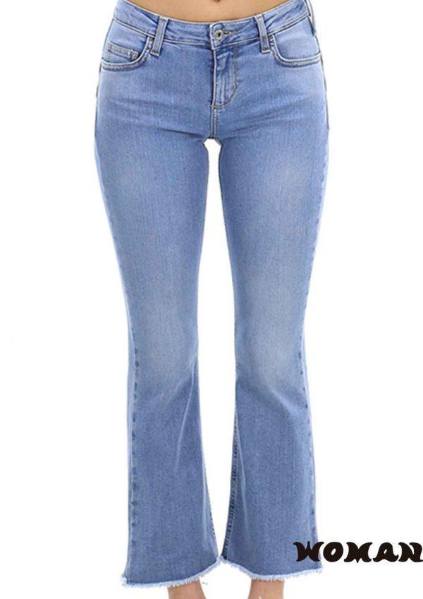 Jeans de Liujo modelo trompeta