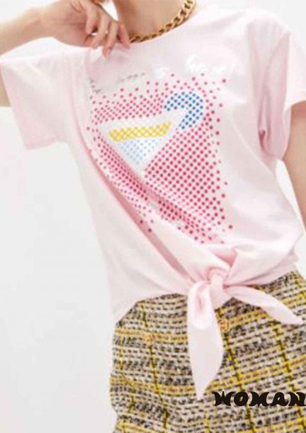 Camiseta Liujo Summer is here