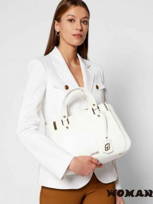 Bolso Liujo color blanco