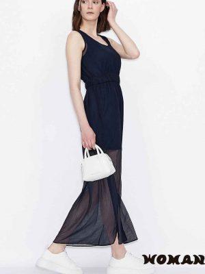 Vestido Armani Exchange largo
