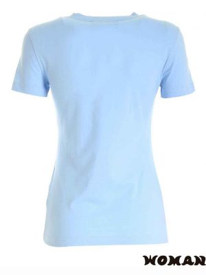 Camiseta Versace Azul