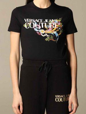Camiseta Versace Negra