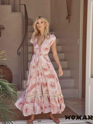 Vestido Jaase Jayda Print Carmen