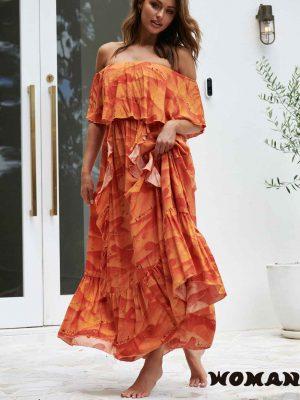 Vestido Jaase modelo Desert Dreaming Georgie