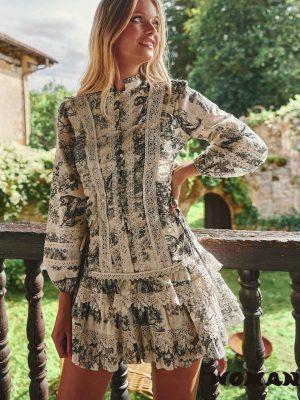 Vestido FETICHE SUANCES París