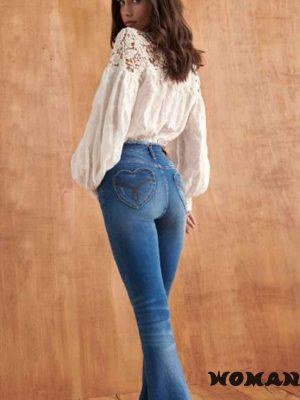 Jeans FETICHE SUANCES Heart