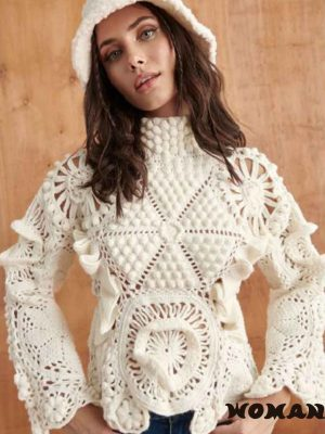 Sweater FETICHE SUANCES Astrid Chimenea