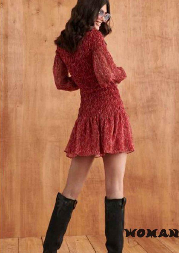 Vestido FETICHE SUANCES Maple