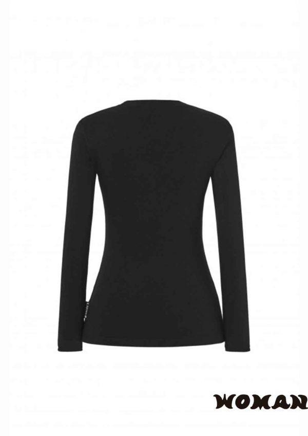Camiseta HIGHLY PREPPY negra