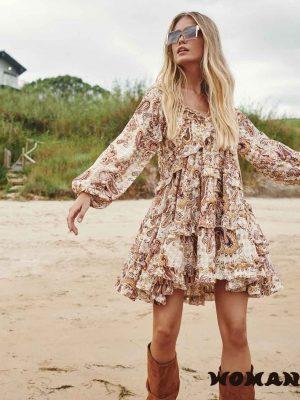 Vestido FETICHE SUANCES Blanchett