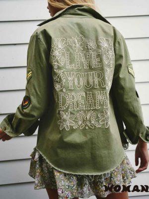 Camisa FETICHE SUANCES Live Your Dreams