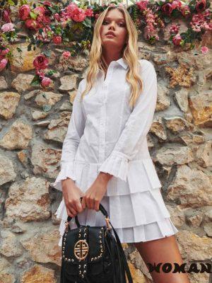 Vestido FETICHE SUANCES Charlize White