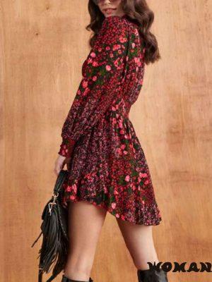 Vestido FETICHE SUANCES Wild Flowers