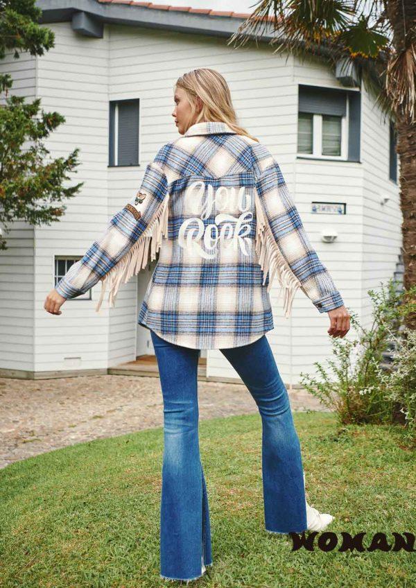 Camisa FETICHE SUANCES Rock Your Shirt
