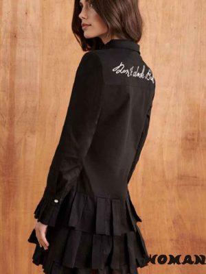 Vestido FETICHE SUANCES Charlize Black