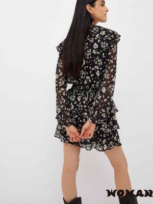 Vestido Liujo de fil coupé