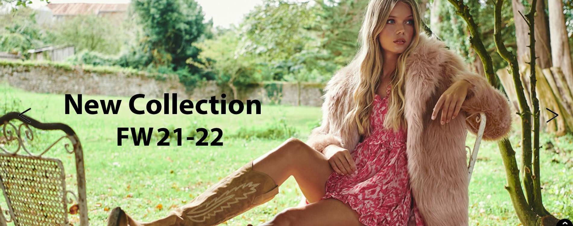 NUEVA COLECCION FETICHE SUANCES FW21